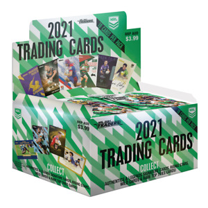 2021 NRL Traders Sealed Box (NEW)