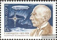Sowjet-Union 4026 (kompl.Ausg.) gestempelt 1972 Roald Amundsen