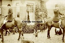 rp3107 - Fox Hunting at Hedon - photo 6x4