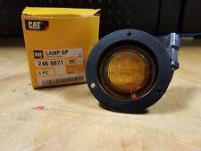 Genuine Caterpillar Cat Quarry Truck Side Marker Light Assembly 246 9871