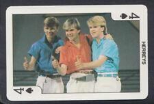 Dandy Gum Card - Rock'n Bubblegum Card - Herreys (S559)