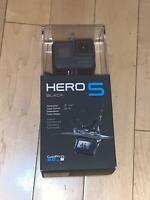 GoPro HERO5 Black HD Action Camera 4k Video 12MP
