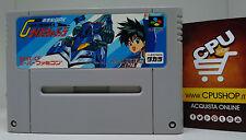 Super Famicom - Shinseiki GPX Cyber Formula SHVC-CF NTSC - Buone C. - Testato