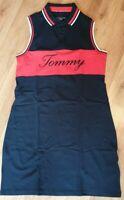 Tommy Hilfiger Damen Kleid, Polokleid, Alle Großen