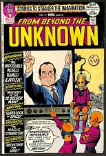 From Beyond The Unknown #17 FN+