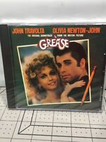 Rare Sealed Grease: The Original Soundtrack from the Motion Picture CD