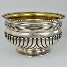 Bedeutende Silber Schale, Russland St. Petersburg, Nikols & Plinke 1825, 544 Gr.