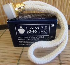 POUR LAMPE BERGER ancienne ou récente : MECHE / BRULEUR NEUF (14 x 2) AVEC BOITE