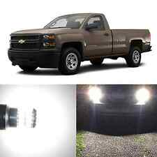 Alla Lighting Back-Up Reverse Light 921 LED Bulbs for 15~17 Chevy Silverado 1500