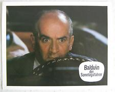 lobby card  Perched on a Tree / Sur un arbre perche  Louis de Funes 2.