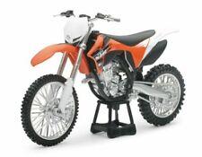Ray MX KTM 350sx-f SXF 2011 1 12 Motocross Motorbike Figurine Kids Bike Toy