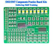 SMD/SMT Components Practice Board Soldering Skill Training Beginner DIY Kits