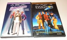 Lot of 2 Sci-Fi Comedies Evolution & Galaxy Quest Duchovny (Dvd, 2-Discs) Ws