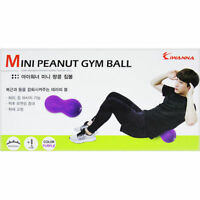 Mini Peanut Gym Ball Back Strengthening Therapy Sport Massage Exercise  n_o