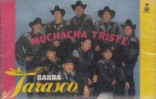 Banda Tarasco Muchacha Triste Cassette New Sealed
