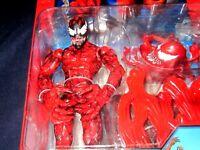 MARVEL SPIDER-MAN CLASSICS CARNAGE TOYBIZ 6 INCH  ACTION FIGURE  2004