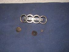 DKW Hobby original Schutzblechemblem hinten Emblem Abzeichen