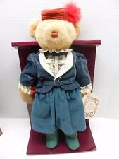 Gund Becky #8121 Vintage Bear Doll Playthings Past Collectors Classic Plush Toy