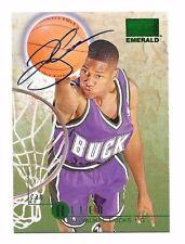 1996-97 Skybox Premium Emerald Autographs Ray Allen