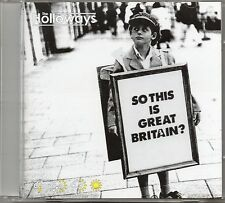 The Holloways - So This Is Great Britain? - (2 x CD) New - 26 Great Tracks