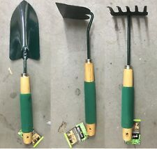 Kit Gardening Treatment Plants Diy Compound from Scoop Hoe and Rake