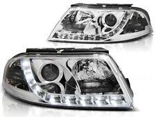 VW PASSAT 3BG 2000 2001 2002 2003 2004 2005 FARI ANTERIORI LPVWD8 LED TRU DRL