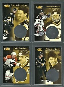 1996-97 PINNACLE MINT COMPLETE SET 30 Cards See Pictures.