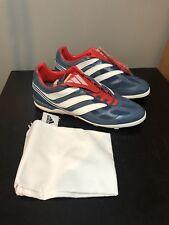 Adidas Predator Precision TF SZ 10.5 CM7912 BLUE RED ZIDANE BECKHAM BOOST dca6e31917089