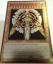 Horakhty il creatore della luce, ygopr-jp001, metal RARE, Orica/anime YUGIOH