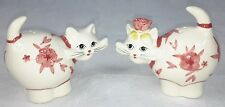 Cat Salt & Pepper Shakers Collectable Novelty  - NEW - Freepost
