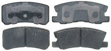 Disc Brake Pad Set-Ceramic Disc Brake Pad Rear ACDelco Pro Brakes 17D868C