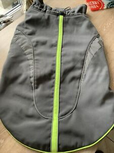 Barkhaus Dog Coat L dog ramble jacket water resistant and wind proof