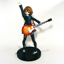 K-ON!! YUI HIRASAWA with Guitar Figure Character BANPRESTO NFS