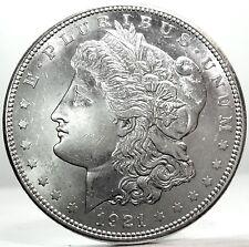 United States-USA (Morgan $ Dollar) 1921,Denver
