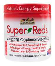 Country Farms Super Reds Antioxidant Dietary Supplement, 7.1oz - 7 Pack