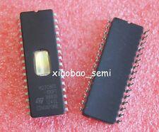 10pcs M27C801-100F1 M27C801 27C801 EPROMs ST DIP-32