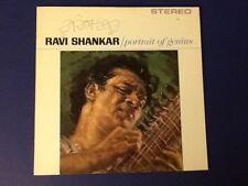 RAVI SHANKAR~portrait of genius WORLD PACIFIC 1965~1st Press A/B LP Ex / JKT Nm