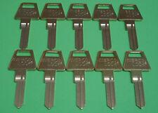USA American Lock Original 5  PIN KEY BLANK 10 Count lot   (10 UNCUT KEY BLANKS)