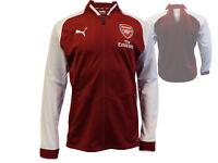 Puma Arsenal London Sport Fan Jacke rot AFC Stadium Jacket Premier League S - XL