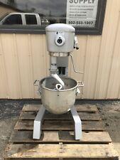 Hobart D-300 30 Quart Mixer, 115V W/ Attachments