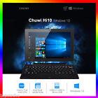 """10.1"""" Tablette Tactile PC Windows10 Intel QuadCore 4Go/64Go HDMI Bluetooth WIFI"""