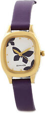 Sonata 8060YL01 Yuva Gold Analog Watch - For Women