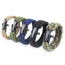 "Wickelarmband Armband L=23 cm -Surfer Style- ""NEU"" Geflochten Seil Anker Tampen"