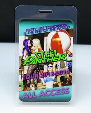 Steel Panther - All Access Tour Laminate 2013 - 2014