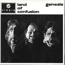 Genesis Land Of Confusion CD Single UK EX 1986 Phil Collins