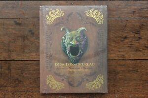 Dungeons of Dread Premium Reprint AD&D 1st Edition Wizards 2013 NEW SEALED