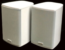 CANTON CD Series 100 W Compact Speakers+Mounts CD120.2 WHITE-FREE SHIPPING- NEW