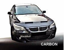 Haubenbra BMW 5 E60 , E61 Steinschlagschutz Car Bra CARBON Tuning Autosport
