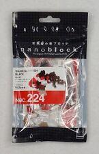 NanoBlock Wakin Goldfish Black Building Kit 130 Pcs NBC-224