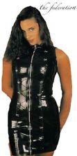 Clubwear Party PVC Dresses for Women